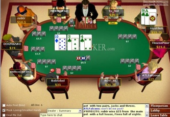 party poker casino online